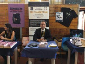 Self Marketing alla Fiera del Libro di Napoli 2017